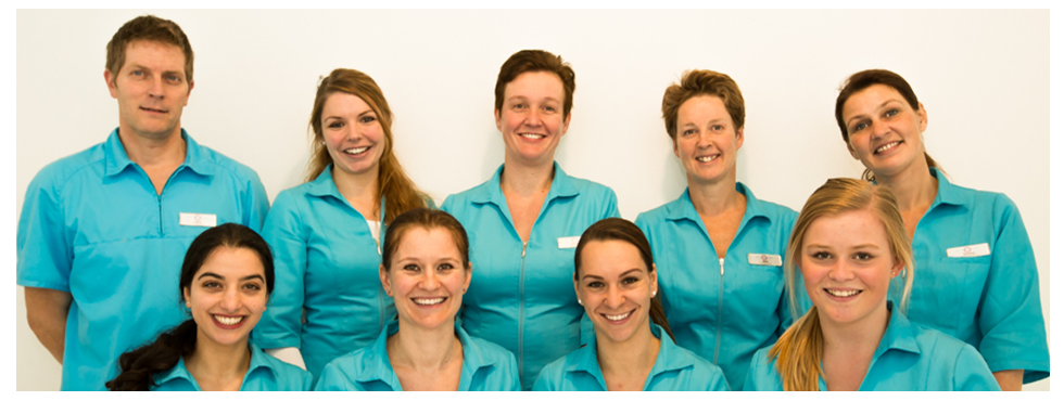 Het team van Dent All Care